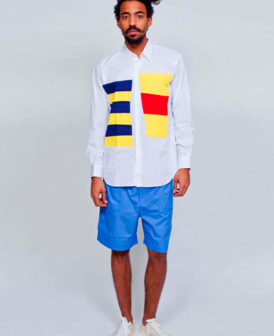 Mens Spring / Summer 2015 Rocking Regatta Accessories Trend