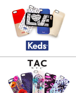 The Accessory Collective Keds phone cases and private label phone cases